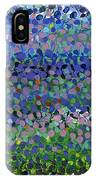 Abstract Patterns Four IPhone Case