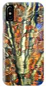 Abstract Reflection Photo IPhone Case
