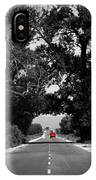 Abstract Road  IPhone X Case