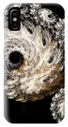 Abstract Seashell IPhone Case
