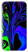 Abstract Series 5 Number 2 IPhone Case