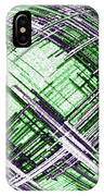 Abstract Spherical Design IPhone Case