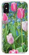 Abstract Spring Floral Fine Art Prints IPhone Case