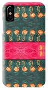 Abstract 814 IPhone Case
