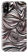 Abstract Swirls  IPhone Case