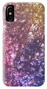 Abstract Tetraptych 3 Of 4 IPhone Case