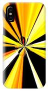 Abstract Tiger Art IPhone Case