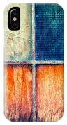 Abstract Window IPhone Case