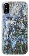 Abstract Winter Landscape IPhone Case