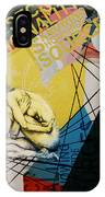 Abstract Women 021 IPhone Case