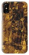 Abstraction 0252 Marucii IPhone Case