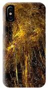 Abstraction 0351 Marucii IPhone Case