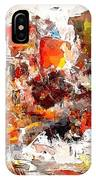 Abstraction 0365 Marucii IPhone Case