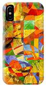 Abstraction 0368 Marucii IPhone Case