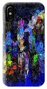 Abstraction 0375 - Marucii IPhone Case