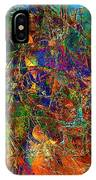 Abstraction 0380 Marucii IPhone Case