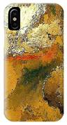 Abstraction 0434 Marucii IPhone Case