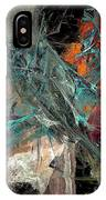 Abstraction 0490 Marucii IPhone Case