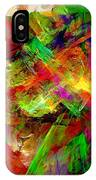 Abstraction 0492 Marucii IPhone Case
