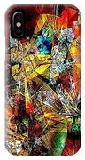 Abstraction 0526 Marucii IPhone Case