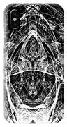 Abstraction 0542 Marucii IPhone Case