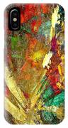 Abstraction 0553 Marucii IPhone Case