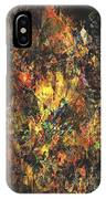 Abstraction 0556 Marucii IPhone Case