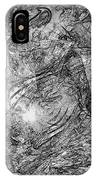Abstraction 0565 - Marucii IPhone Case