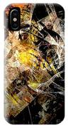 Abstraction 0576 - Marucii IPhone Case