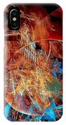 Abstraction 0600 - Marucii IPhone Case