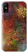 Abstraction 0612 Marucii IPhone Case