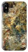 Abstraction 0618 Marucii IPhone Case
