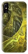 Abstraction 159-03-13marucii IPhone Case
