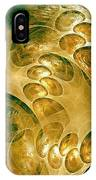 Abstraction 192-03-13 Marucii IPhone Case