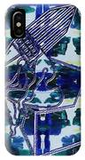 Abstraction 231 IPhone Case