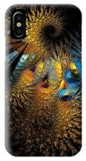 Abstraction 252-05-13 Marucii  IPhone Case
