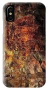 Abstraction 464-09-13 Marucii IPhone Case