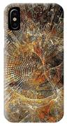 Abstraction 473-09-13 Marucii IPhone Case