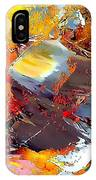 Abstraction 586-11-13 Marucii IPhone Case