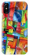 Abstraction 599-14 - Marucii IPhone Case