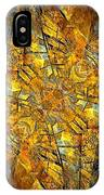Abstraction 634-12-13 Marucii IPhone Case