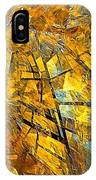 Abstraction 635-12-13 Marucii IPhone Case