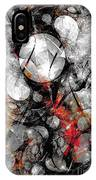Abstraction 664 - Marucii IPhone Case
