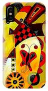 Abstraction 673 - Marucii IPhone Case