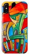 Abstraction 756 - Marucii IPhone Case