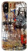 Abstraction 758 - Marucii IPhone Case