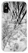 Abstraction B-w 0548 - Marucii IPhone Case
