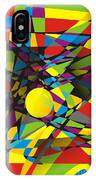 Abstraction V 063 Marucii IPhone Case