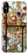 Abstractionnel -29a02 IPhone Case