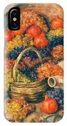 Abundance Of Tastes IPhone Case